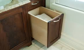 Linen Cabinet With Hamper by Linen Cabinet With Pull Out Hamper Best Cabinet Decoration