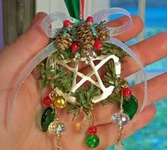 5 easy ornaments for yule the winter solstice yule
