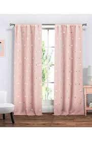 Pink And Gold Curtains Pink Curtains Home Decor Nordstrom