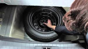 nissan altima 2015 trunk 2015 nissan altima spare tire and tools youtube