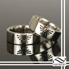 the marvels wedding band geeky rings custommade