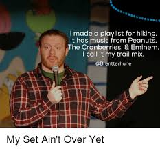 eminem playlist i made a playlist for hiking it has music from peanuts the