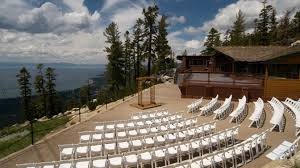 South Lake Tahoe Wedding Venues Heavenly Lake Tahoe Weddings Weddings And Events Pinterest