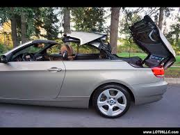 hardtop convertible cars 2008 bmw 335i twin turbo 50k miles hard top convertible for