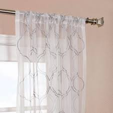 sheer curtain panels 72 inches long sonoma goods for life ayden