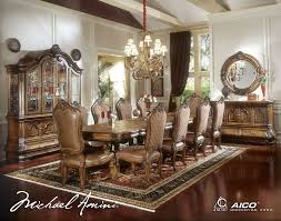 Huge Dining Room Table by Furniture Wonderful Large Dining Table Set With Wooden Table And