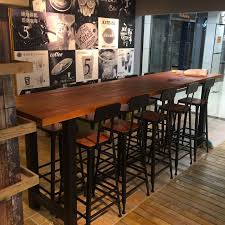 High Bar Table And Stools Bar Tables And Chairs Modern Dining Room Design With 5