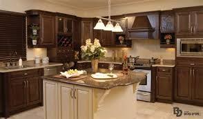 modele de cuisine en bois modele de cuisine moderne avec ilot 8 cuisine contemporaine