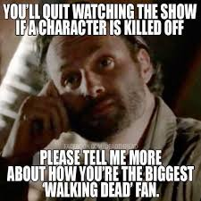 If Daryl Dies We Riot Meme - 114 best we riot or not twd images on pinterest the walking