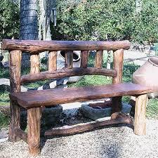 Mountain Outdoor Furniture - rocky mountain garden bench i u0027m going to try u0026 make this