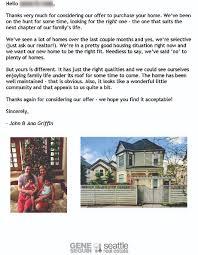 dear seller u0027 letters work for home buyers seattlepi com