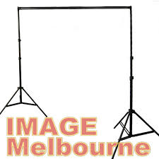 wedding backdrop melbourne image melbourne 2 75 x 3m backdrop stand sturdy metal construction