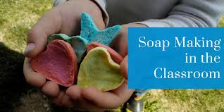 Soap Making In The Classroom Seneca Conservation District
