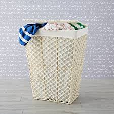 decorative laundry hampers kids hampers u0026 closet storage the land of nod