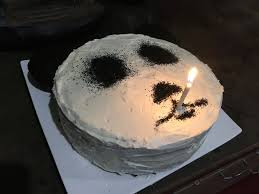 panda cake template panda cake 5 steps with pictures
