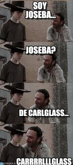 Meme Carl - soy joseba joseba carl et rick meme en memegen