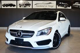 mercedes a 45 amg 4matic used 2016 mercedes amg for sale thornhill on