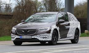 opel chicago 2018 opel insignia country tourer spy shots