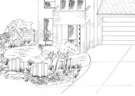 garden sketches drews outdoor solutions