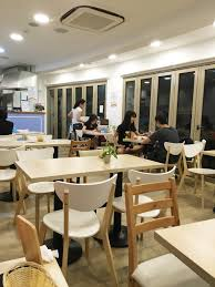 Livingroom Cafe Review The Living Room At Zion Church Bishan