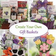 create your own gift basket dogbaskets 2272 30551598