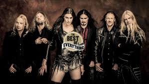 just how metal is nightwish u0027s floor jansen metal hammer