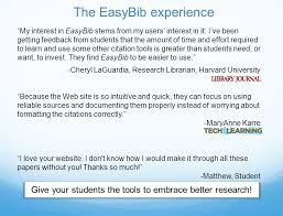 reliable websites for research papers developing student research skills easybib edition ppt