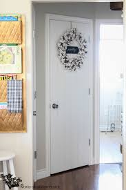 pantry door glass diy wood planked pantry door the wood grain cottage