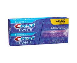 target black friday slickdeals 6 pack of 4 8oz crest 3d white toothpaste 10 target gift card