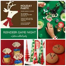 reindeer games cocktail party reindeer games pinterest game