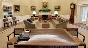 White House Oval Office Desk Advice To The Next President Leveraging The Power Of The Oval