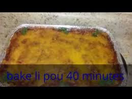 cuisine lasagne facile lasagna sa tres facile gade wa black food recipes