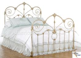 Iron Rod Bed Frame Excellent Bed Frame On For Inspiration Antique Iron