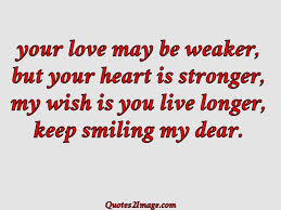 keep smiling my dear quotes 2 image