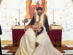 Christian Wedding Planner Real Wedding Marianne And Mark Traditional Coptic Christian