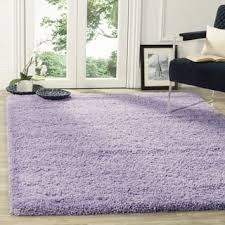 purple shag rugs u0026 area rugs for less overstock com