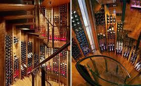 Wakefield Wine Cellar - 15 space savvy under stairs wine cellar ideas home design lover