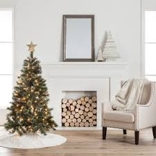 Fully Decorated Christmas Trees For Sale by Christmas Trees Target