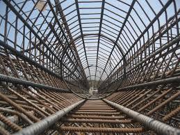 steel armouring for piile foundation 2012 alon eisenberg jpg