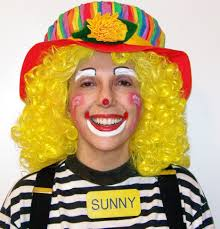 sunny the clown party clown westchester ny bronx fairfield ct nyc