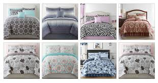 Jc Penney Comforter Sets Jcpenney Complete Bedding Sets Only 33 99 Regularly 170 U2013 All