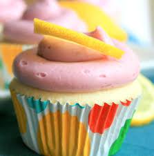 Cream Cheese Frosting Ina Garten by Lemon Cupcakes With Blackberry Cream Cheese Frosting Butterlust