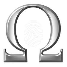 image royalty free stock pictures 3d silver greek letter omega