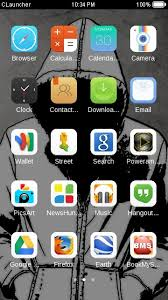 iphone 6 launcher for android iphone 6 theme for your android phone clauncher