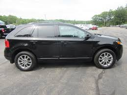 used one owner 2014 ford edge sel wiscasset me wiscasset ford