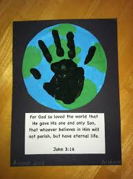 there u0027s no like homeschool earth handprint craft tutorial