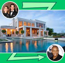 Kardashian Houses Celebrity Home Swap Brad Pitt To Bieber To Kardashian Celebrity