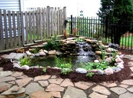 Backyard Simple Landscaping Ideas Awesome Garden And Patio Easy Simple Landscaping Ideas Using Mulch