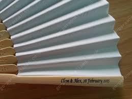 custom hand fans no minimum bespoke paper fans hand fan bulk gifts decorations print your text
