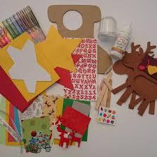 christmas craft kit u2013 milkbox